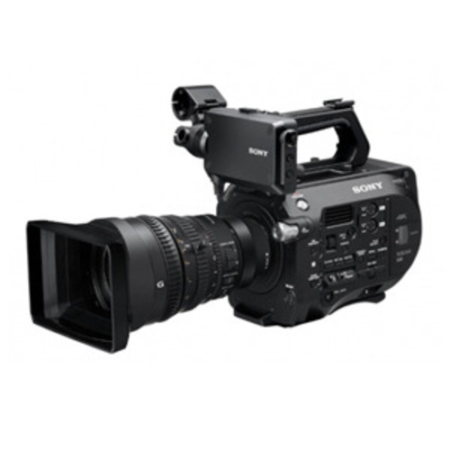 SONY PXW-FS7 + FE 28-135mm