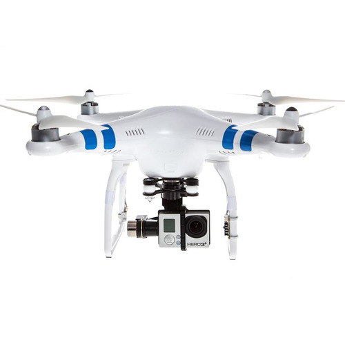 DJI PHANTOM2 + GOPRO HERO4