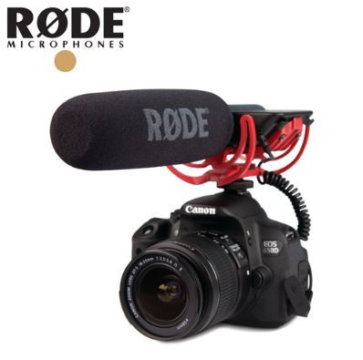 RODE VideoMic with Rycote