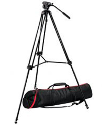 Manfrotto 701HD (547BK 삼각대포함)