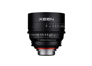 삼양 XEEN CINEMA Lens 85mm T1.5(EF) 4K Support