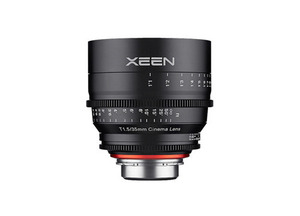 삼양 XEEN CINEMA Lens 35mm T1.5(EF) 4K Support