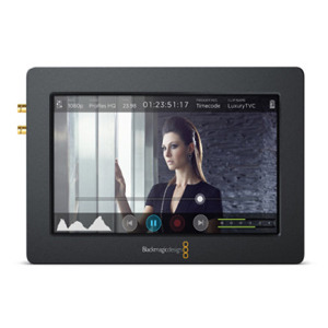 Blackmagic Dessign Video Assist Monitor 5""