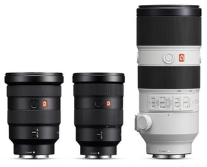 SONY GM ZOOM SET (F2.8)
