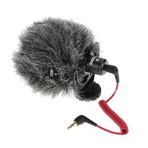 RODE COMPACT ON-CAMERA MICROPHONE