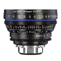 Compact Prime CP.2 35mm/T2.1