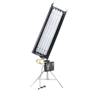 Kino Flo 4FT 4Bank Two Light Kit,(Tung Light/Daylight)